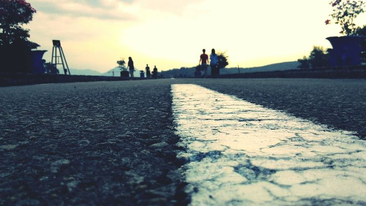 The EyeEm Facebook Cover Challenge Street Photography Twilight Purwakarta INDONESIA