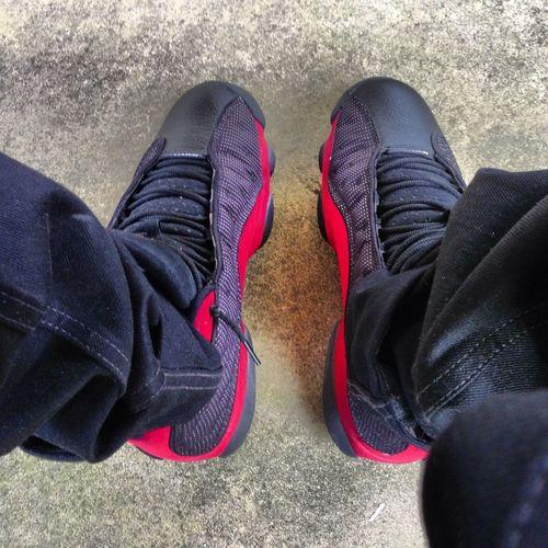 13s On My Feet