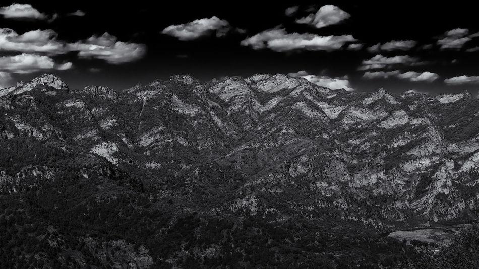 Black & White Chi N Landscape Mount Agung Mountain Range S K Y T Rex  Wildlife & Nature The Great Outdoors - 2017 EyeEm Awards EyeEm Selects