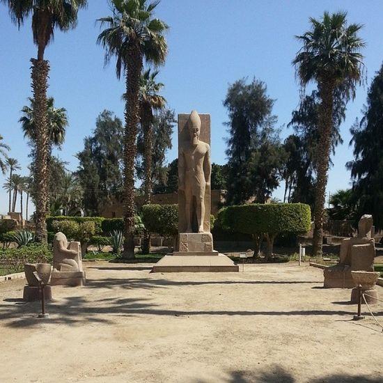 Memphis Ramses Egypt Worldtour