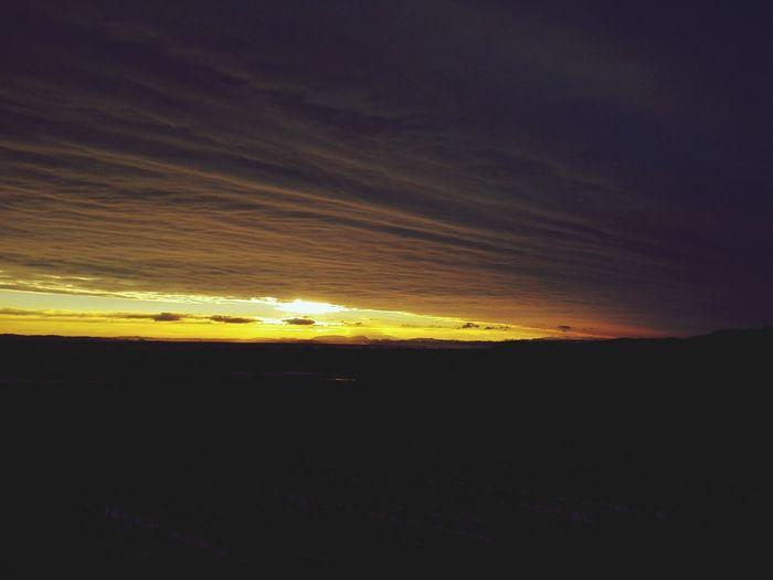 Sky Sunrise Beautiful Nature