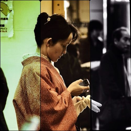 """Streetphotography Introducing Culture Of Japan Which Must Be Left To The Future……  """"未来に残す日本の文化"""""""