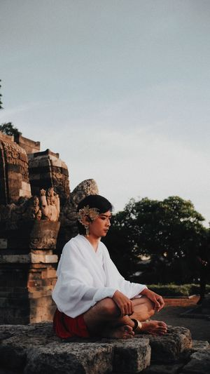 Indonesia heritage, the arjuna wiwaha.