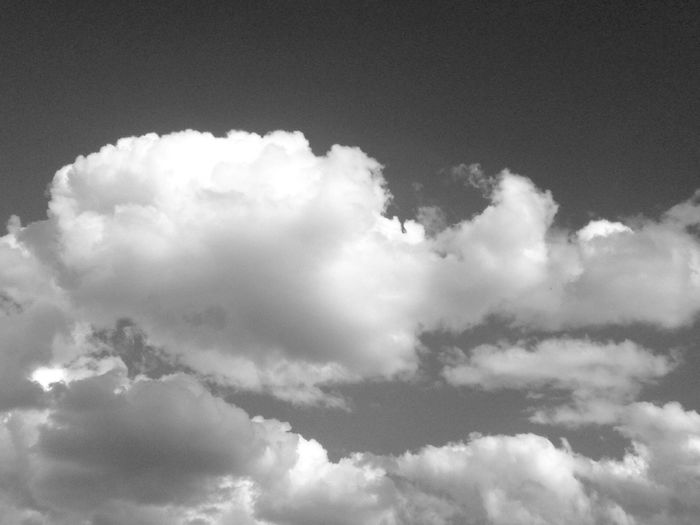 Taking Photos Black And White Clouds And Sky