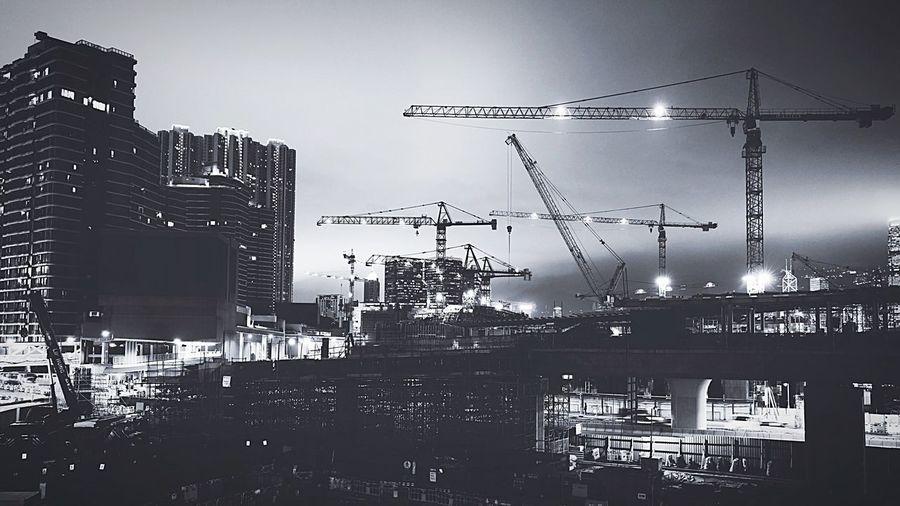 Under construction Showcase: January HongKong Discoverhongkong Leica Leicaq Nightphotography Blackandwhite Streetphotography Streetphoto_bw Hello World EyeEm Bnw EyeEmBestPics EyeEmBestEdits EyeEm Gallery Eye4photography  EyeEm Best Shots The Architect - 2016 EyeEm Awards Pmg_hok