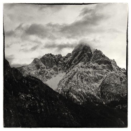 Dolomites Ice Ogres Mountains Austria HoheTauern Finding The Next Vivian Maier Österreich