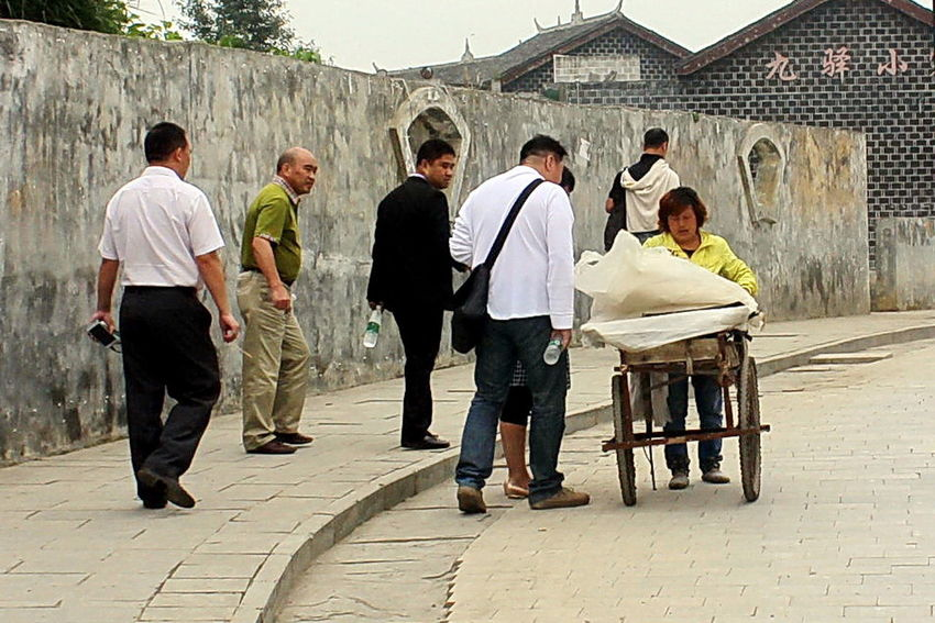 Cultural Art Cultural Heritage Cultural Site Of Han Dynasty Culturalrelic Hawker Scenery Scenery Shots Scenic View Scenics Scenic China China,Guizhou Colourful