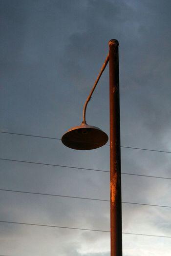 Pole Ligth Sky