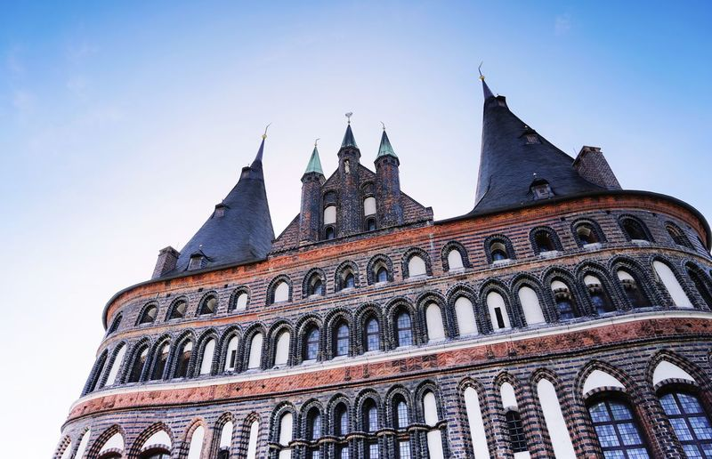 Gate of luebeck