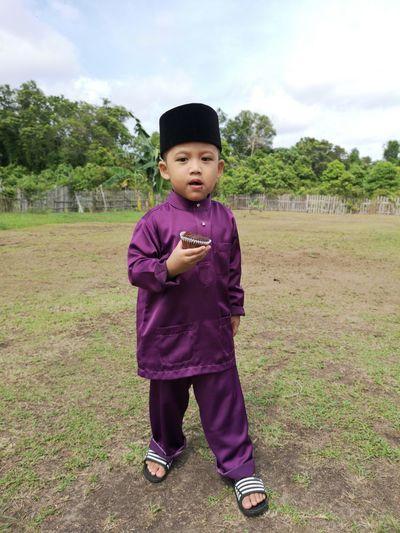 Malay boy