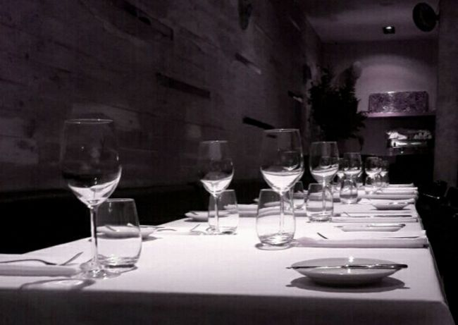 Dinner With Friends Wineglass No People Wine Join Me Night Out Atmospheric Mood Thursday Night Fun Night Out Enjoying Life Geometry Pattern Design Interior 💋😜... good night peeps.