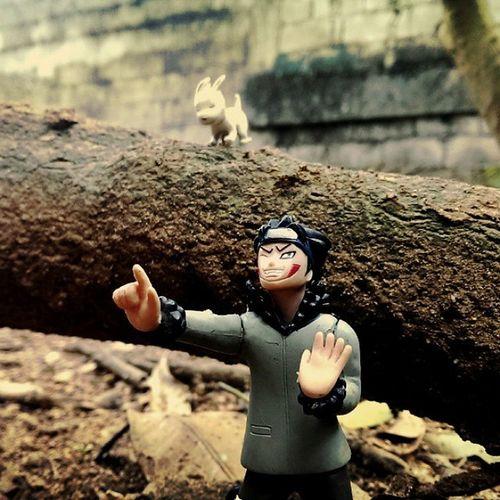 Kiba Akamaru Naruto Actionfigure