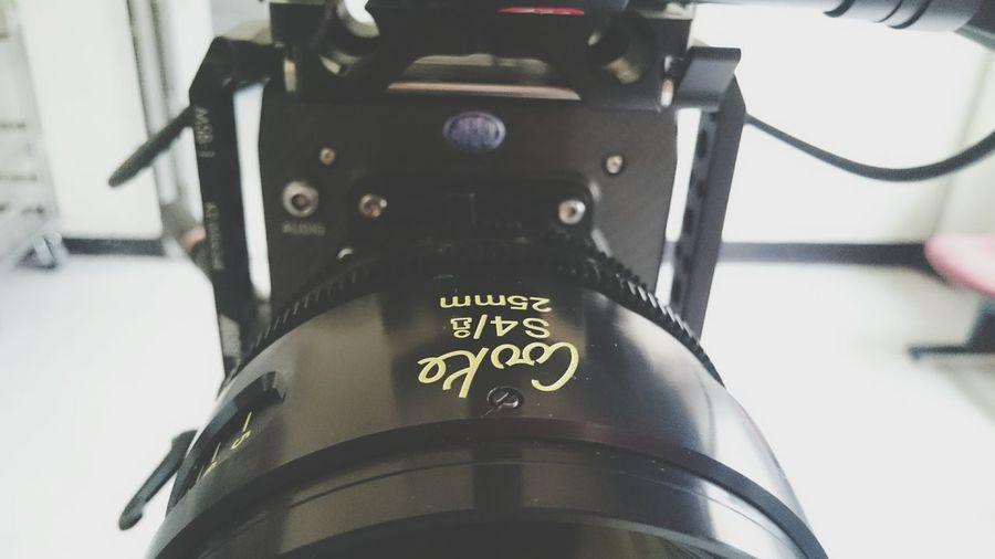 Cooke lens.