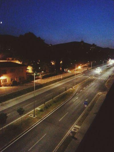 GGM My Town Night Happiness Balcony City At Night