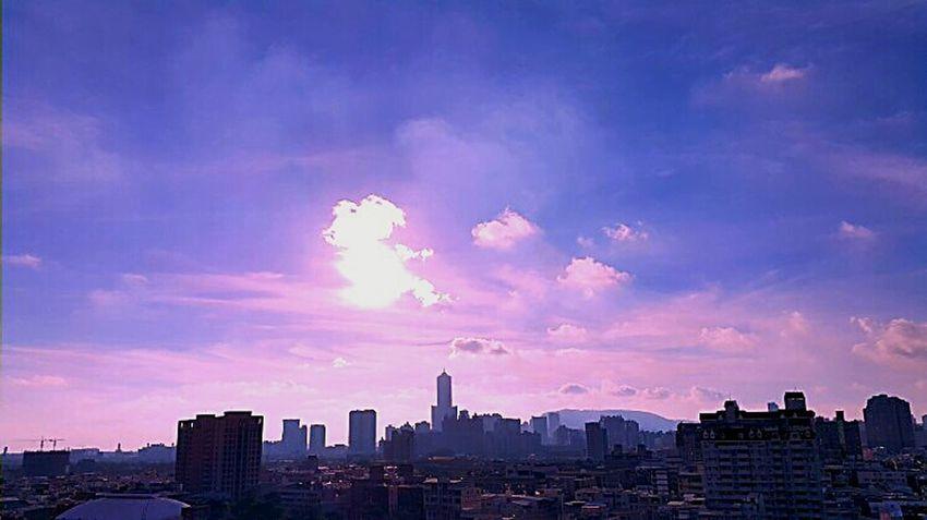 EyeEm Nature Lover EyeEm Best Shots - Nature Lifeisbeautiful First Eyeem Photo Bkue Sky Clouds And Sky Love Is In The Air Full Moon Moon Light EyeEm Best Shots - Sunsets + Sunrise