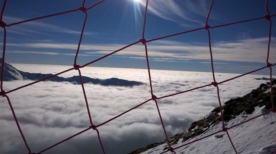 Cloud - Sky Nature Mountain Winter Snow