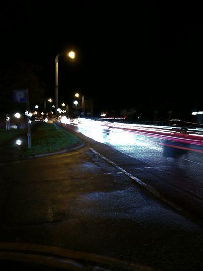 Lights Cars