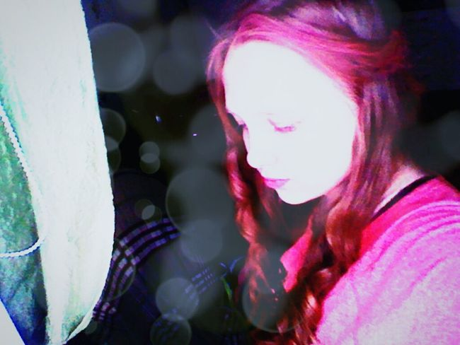 Just Beautiful Me <3 Summer Time  Red Hair ❤ Taking Photos