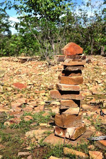paths of stones.. Pedro II - Piauí - Brasil