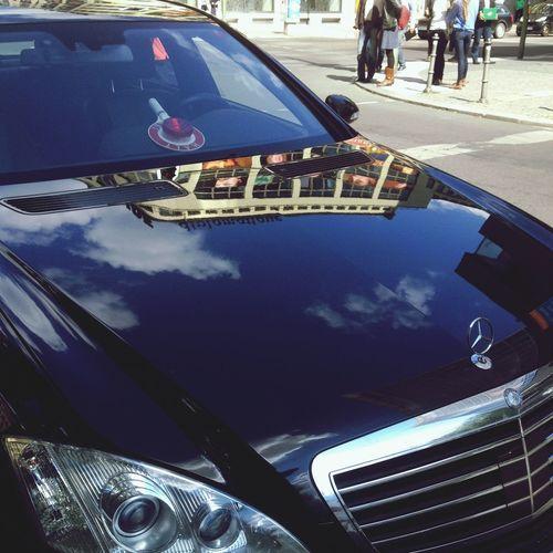 Benz Incognito