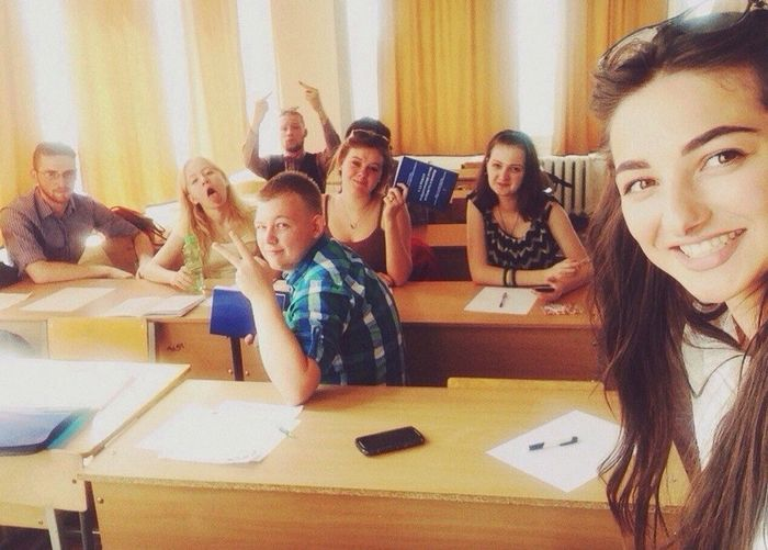 Ifon Npu Selfie Students Philosophy Test