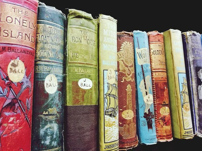 Fantasy Library Book Antique Literature Words Dream Paper No People Close-up Day Outdoors