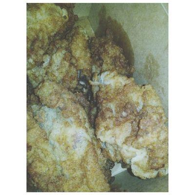 So Good! KFC Originalrecipe Friedchicken Takeout