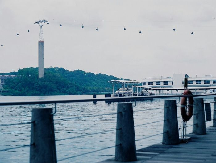 Praktica Mtl 5b 35mm Film Photography Filmisnotdead Singapore Your Design Story The Street Photographer - 2016 EyeEm Awards Jetty View Habourfront Keep Film Alive Film Camera Analogue Photography Analogue Love Analogue Vibes Analog
