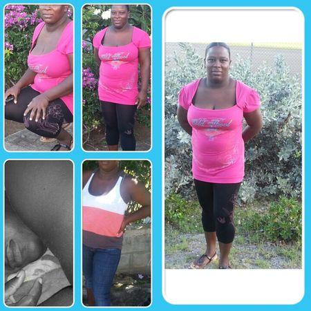 my beautiful wife couren Baptiste