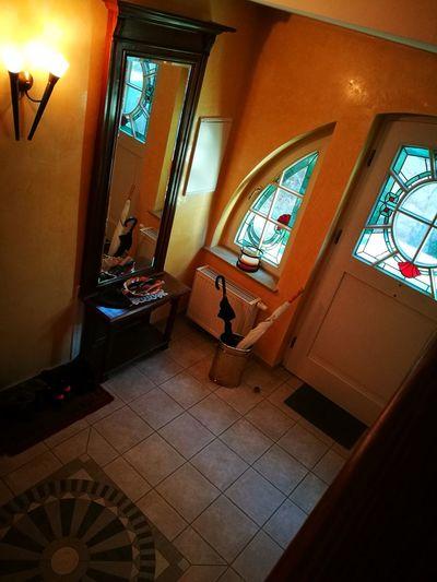 дизайн интерьера Technology Lifestyles Old-fashioned House Interiors