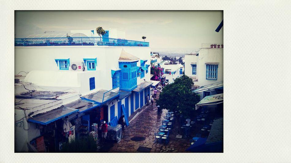 City Tunis SidiBou Said
