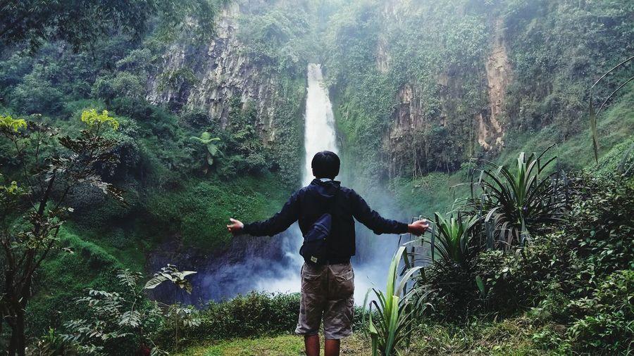 sikopel waterfalls, babadan villages Waterfall Airterjun Jurug Sikopel MIphotography Nature Photography