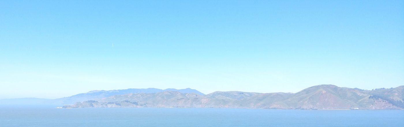 LandsEnd Clear Sky Blue Oneplusphotograpgy