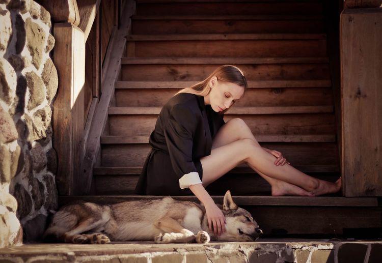 Pets Women