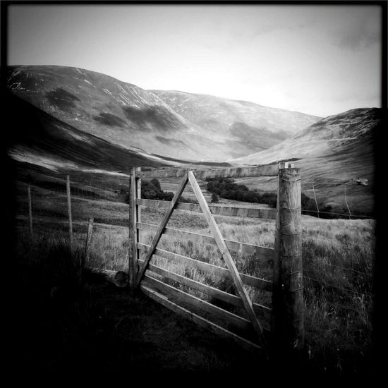 Pictures from Glencoe Valley (Hipstamatic) XVI Glencoe Scotland 💕 Square Beauty In Nature Grass Hipstamatic Landscape Mountain Nature No People Outdoors Pasture, Paddock, Grassland, Pastureland Sky Tranquil Scene Tranquility