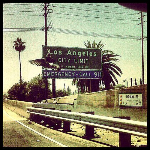 La La Land Los Angeles, California Home No Place I'd Rather Be!!!