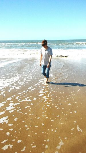 Pinamar Beach Argentina Travel Pictures My Love Summer Love Sand The Great Outdoors - 2017 EyeEm Awards The Portraitist - 2017 EyeEm Awards