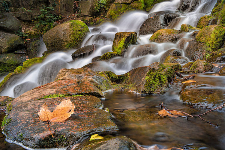 Wasserfall im