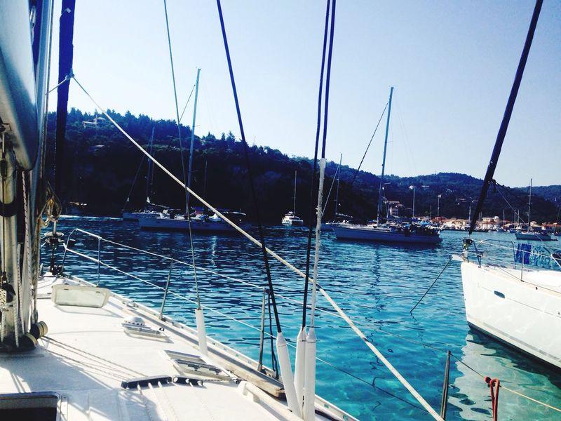 Check This Out Relaxing Sailing Summer Greece Colours OpenEdit EyeEm Best Shots EyeEm Best Edits EyeEm Best Shots - Landscape