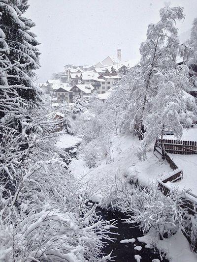 Snow Welschnofen Weather March Nova Levante Bolzano - Bozen Bolzano Italy Architecture Town Church Winter Wintertime Südtirol Alto Adige Trentino Alto Adige Landscape Nature Cold Temperature Snowing South Tyrol