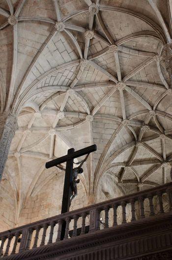 Christ Cruxifix Interior Lisboa Lisbon Lisbon - Portugal Lisbona Portogallo Portugal The Architect - 2016 EyeEm Awards The Following