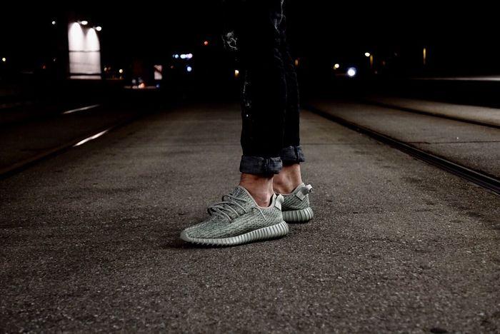 Lifestyles Casual Clothing Night Person Adidas Yeezy350 Lowlight Visualenthusiast