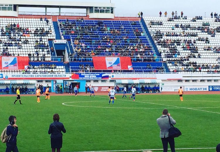 Saratov football SSU vs SUIA Leisure Activity