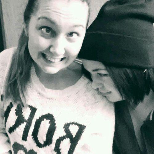 Bestfriends <3 Loveandlove Snugglytime
