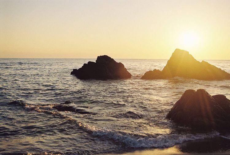 Rise ! Summer Enjoying The Sun Beach Sea And Sky