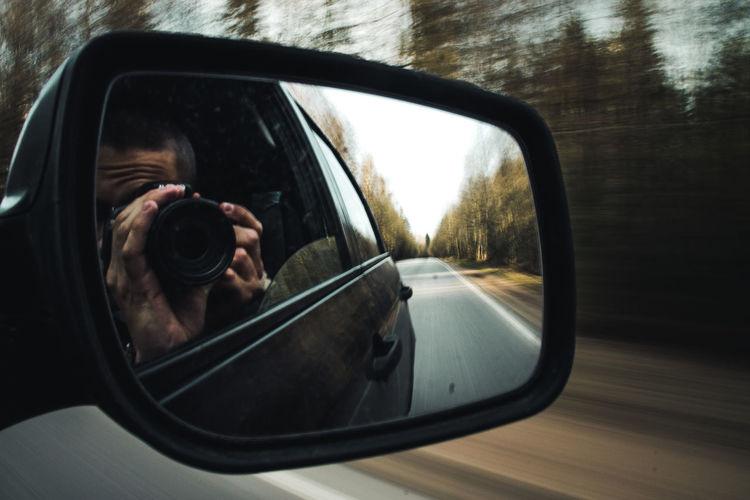 Vehicle Mirror