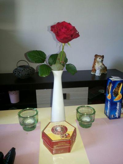 ♥ Roses , Mozart Kugeln , Chocolate