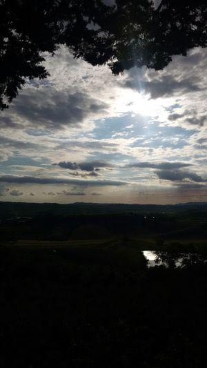 Tuscany Italy Toscana Cielo Sky Evening Light Dettagli Campagna Paesaggi Toscani Evening Sky