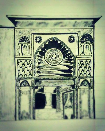 Alaqmar Fatemiarchitect Fatemispirituality Theincarnation Sketched Whenuarecrazyaboutit Loveforarchitect Innerpeace Timeenjoyed JustDoIt Classdiaries Mypassion Beingmagical Passion is all about the courage to do something that will give you your personality, the way people will look at you and also a perspective given by your work !! Although I m not soo good at Sketches but it is my passion and magically what ever is done by your passion is recognized as....Art :-)Creativity !! .............Byme