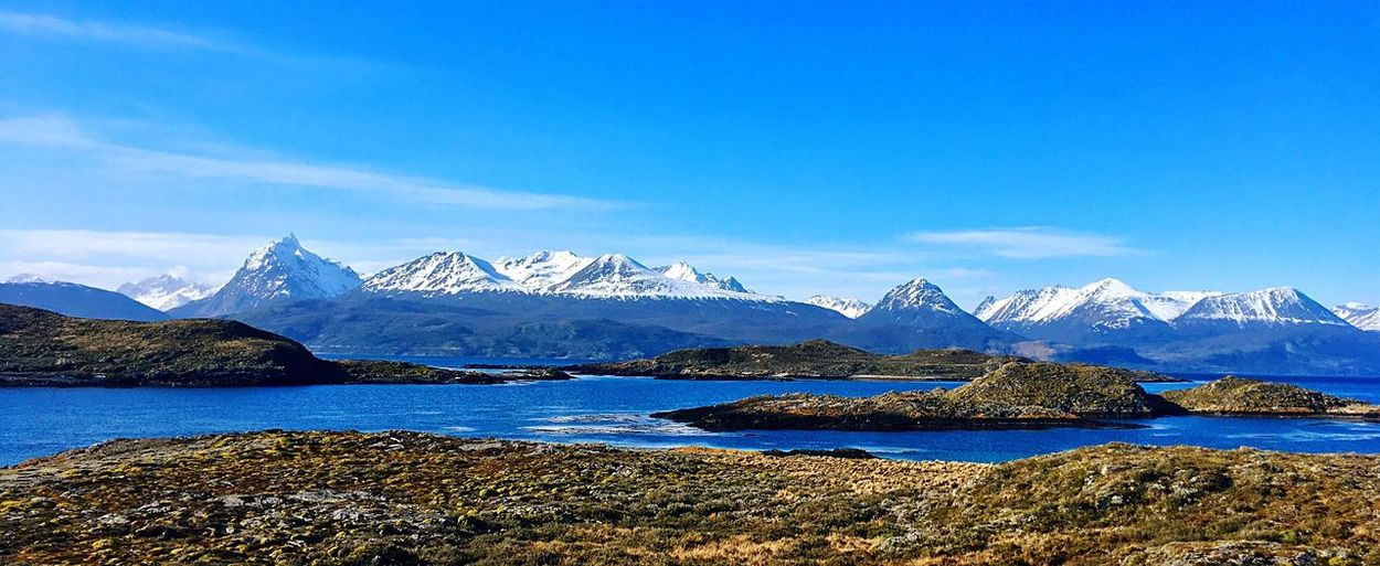 Been There. Ushuaia Argentina Mountains Theendoftheworld